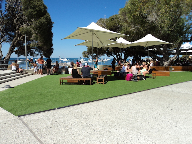 Bar do Hotel Rottnest