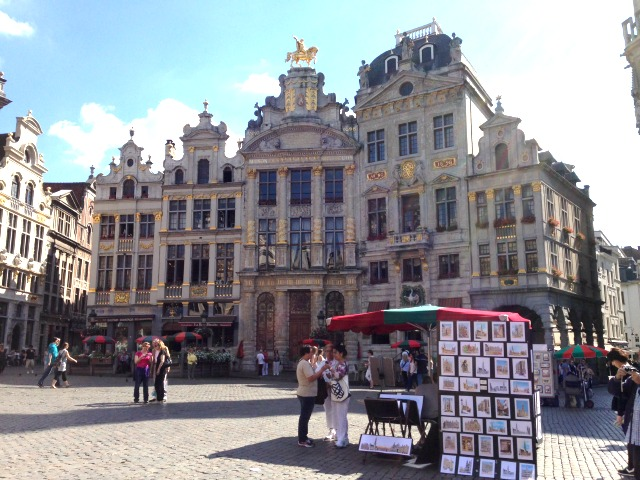 Grand Place - Bruxelas